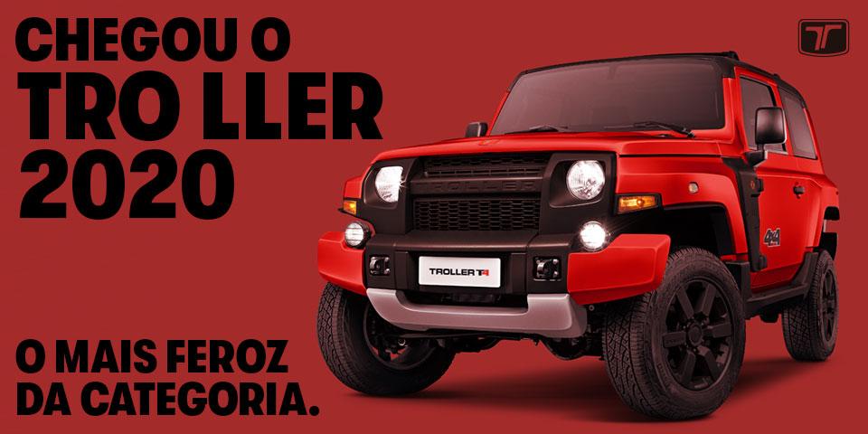 Troller T4 2020
